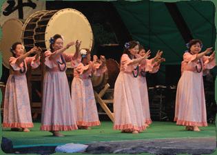 写真:フラ&タヒチアンダンス2